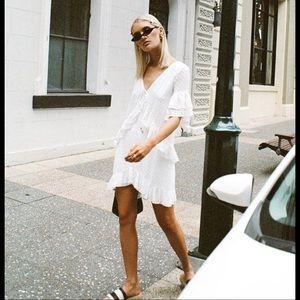 Sabo Skirt Isa Dress